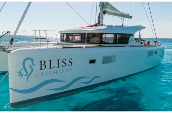 Bliss Catamarán