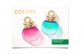 Benetton Colors Animagrafica