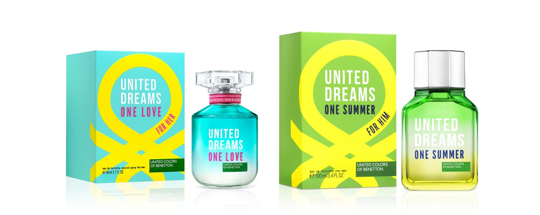 Benetton One Love One Summer Perfume
