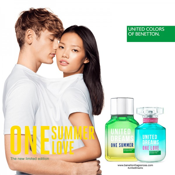 Benetton One Love One Summer
