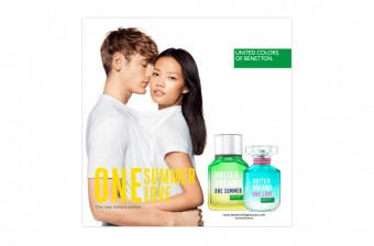 Benetton One Love One Summer Perfume