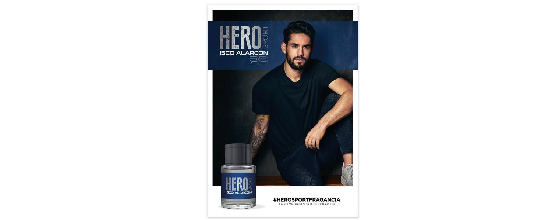 Hero Sport - Isco Alarcón